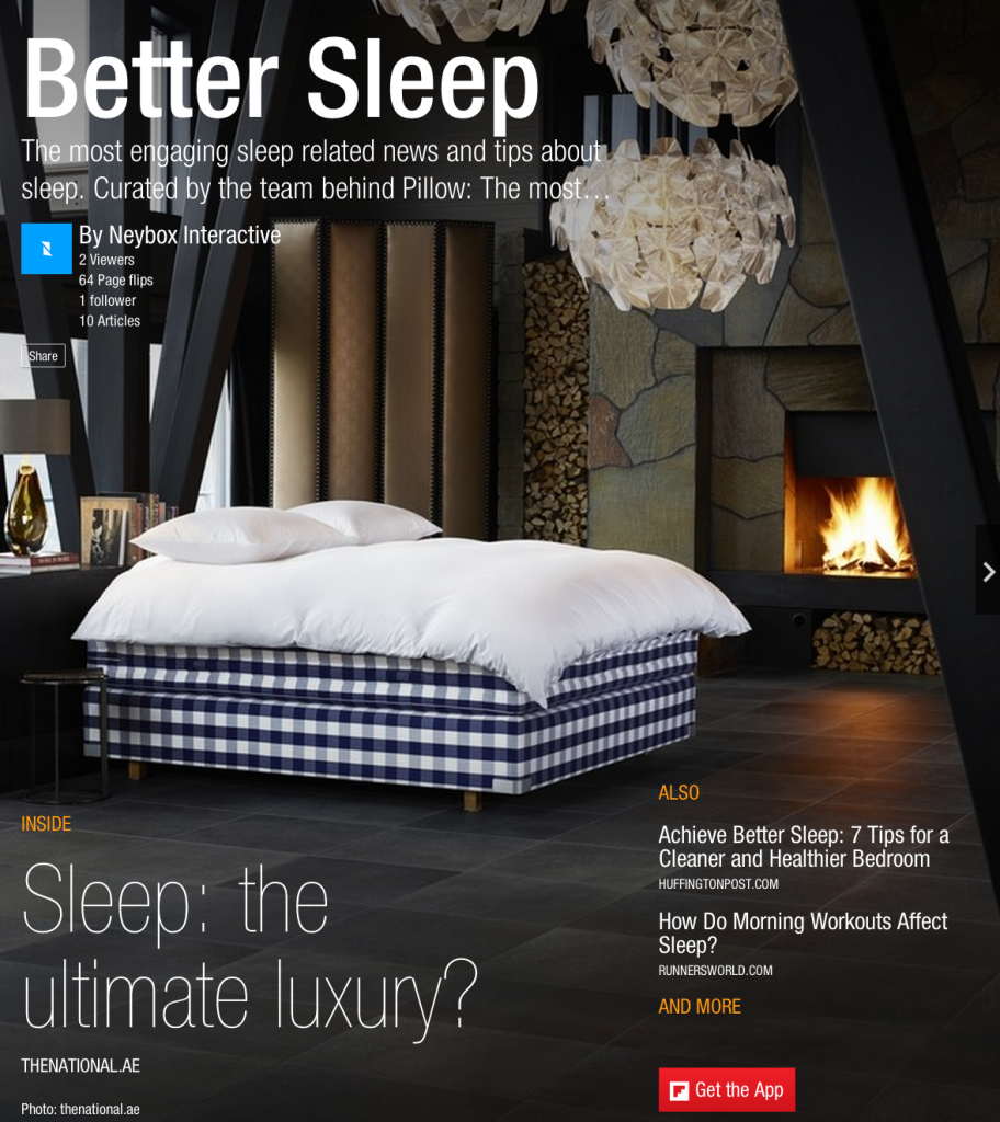 Introducing: Better Sleep Magazine